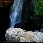base dell'ultima cascata del torrente Aposcipo
