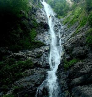 Canyoning in Aspromonte, discesa delle Palmarello