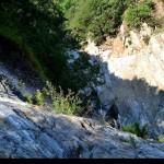 primo salto del torrente Barvi