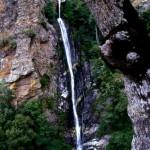 palmarello cascata più alta del torrente Aposcipo
