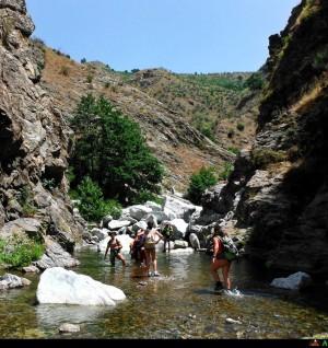 Escursione alle cascate Linnha e Castanò