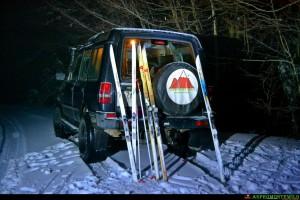 Modelli di sci da fondo escursionismo