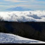 Serro Sgarrone con vista Etna