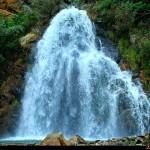 cascata delle Galasia nel 2010