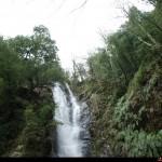 Invito alto della cascata Jamundu