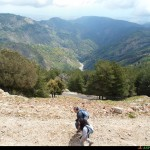 Il torrente Butramo nella valle infernale