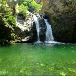 Tour delle cascate Pozza delle cascate Linnha