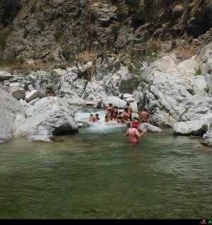 Tour delle cascate Allaro