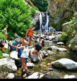 Tour delle cascate Linnha